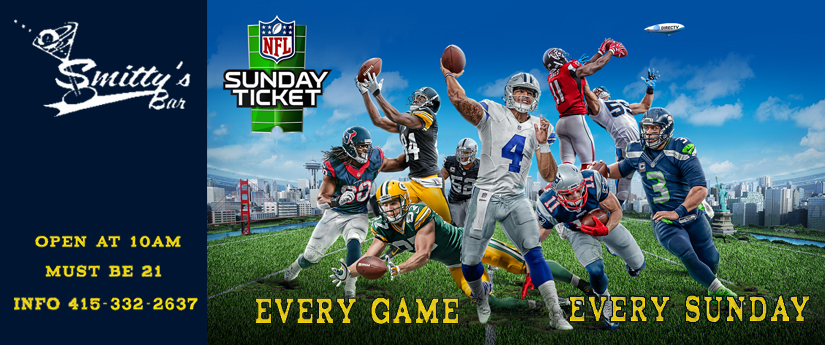 NFL Tickets every game every Sunday